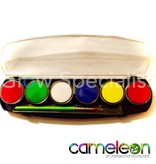 - Cameleon CAMELEON BIG ADULT UV PARTY BOX PALETTE - 6 COLORS