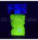 UV NEON LATEX BALLONNEN - NEON GEEL - 100 STUKS
