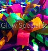 ScrapCooking UV/BLACKLIGHT SCRAPCOOKING EETBAAR KLEURPOEDER - NEON GEEL
