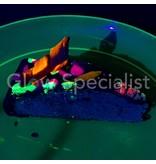 ScrapCooking UV/BLACKLIGHT EETBAAR KLEURPOEDER - NEON FUCHSIA