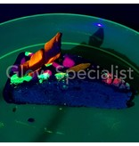 ScrapCooking UV/BLACKLIGHT SCRAPCOOKING EETBAAR KLEURPOEDER - NEON KORAAL