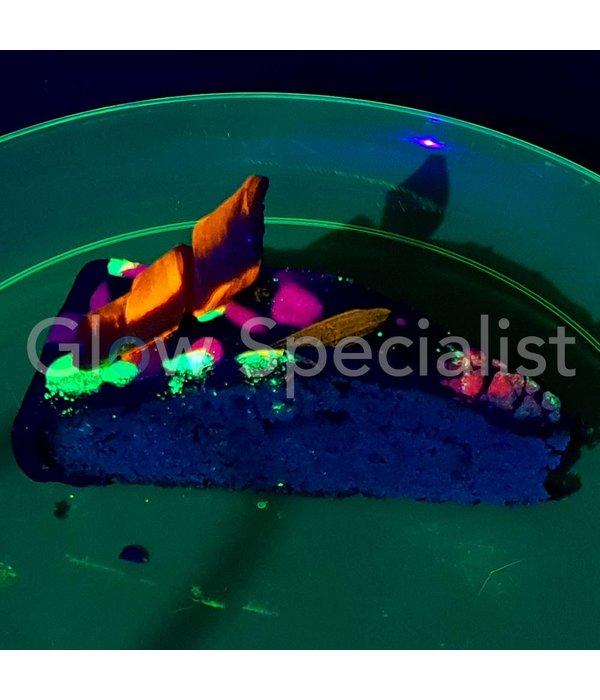 ScrapCooking UV/BLACKLIGHT SCRAPCOOKING EETBAAR KLEURPOEDER - SET VAN 5 NEON KLEUREN