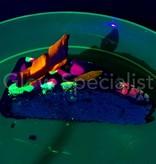 ScrapCooking UV/BLACKLIGHT SCRAPCOOKING EETBAAR KLEURPOEDER - NEON GROEN