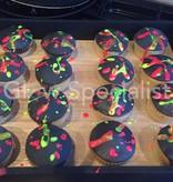 ScrapCooking UV/BLACKLIGHT SCRAPCOOKING FOOD COLORING POWDER - NEON PINK