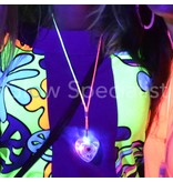 LED HEART NECKLACE