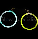 - Glow Specialist GLOW OORBELLEN CONNECTORS MET CLIPJES