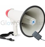 Vonyx MEG040 - MEGAPHONE 40W -  RECORD FUNCTION AND SIREN