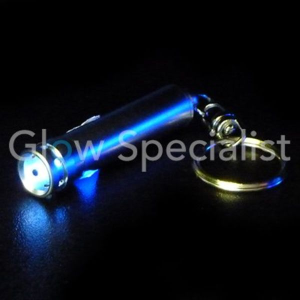 UV Flashlight - Keychain