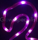 LED SLANGVERLICHTING - 31 CM - FLAMINGO