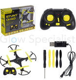 QUADCOPTER STUNT DRONE 156MM WITH USB AND CONTROLLER