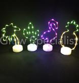 LED DECORATIVE LIGHTING - 26 CM - PALMTREE