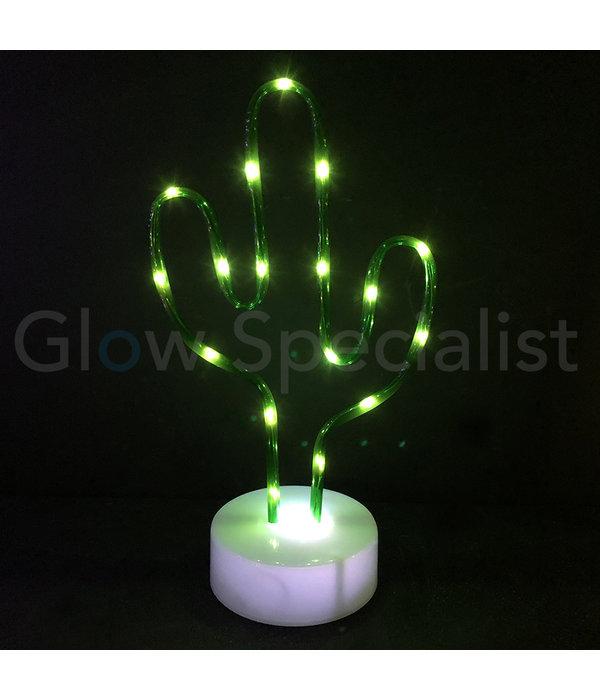 Led Decorative Lighting 27 Cm Groen Cactus Glow Specialist Glow Specialist