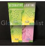 LED DECORATIVE LIGHTING - 27 CM - CACTUS