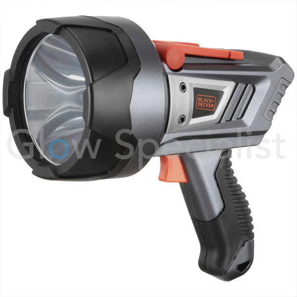 BLACK & DECKER LED LI-ION OPLAADBARE  ZAKLAMP - 600 LUMEN