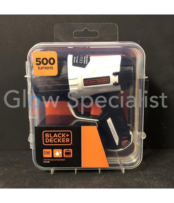 Black & Decker BLACK & DECKER LED WATERPROOF SPOTLIGHT 500 LUMEN