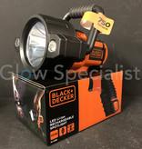 Black & Decker BLACK & DECKER SLV2B OPLAADBARE LED ZAKLAMP 750 LUMEN