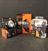 Black & Decker BLACK & DECKER  LED LI-ION RECHARGEABLE SPOTLIGHT - 600 LUMEN