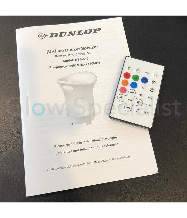 Dunlop DUNLOP ICE BUCKET SPEAKER