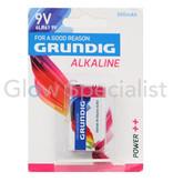 Grundig GRUNDIG 9V ALKALINE BATTERY - 6LR61