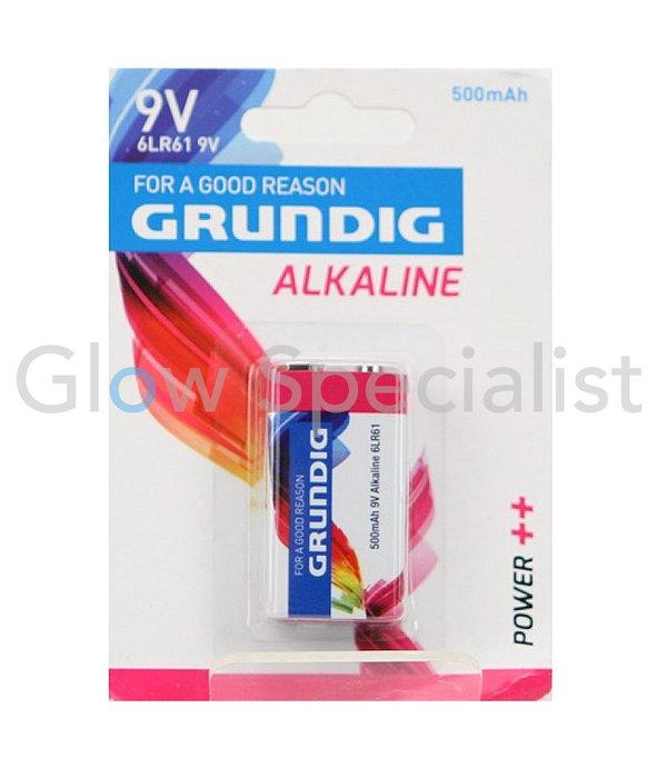Grundig GRUNDIG 9V ALKALINE BATTERIJ - 6LR61