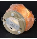 Lifetime LED HIMALAYA SALTLAMP - WARM WHITE - 15x15x22CM