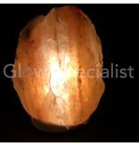 Lifetime LED HIMALAYA SALT LAMP - WARM WHITE - 8x8x13CM
