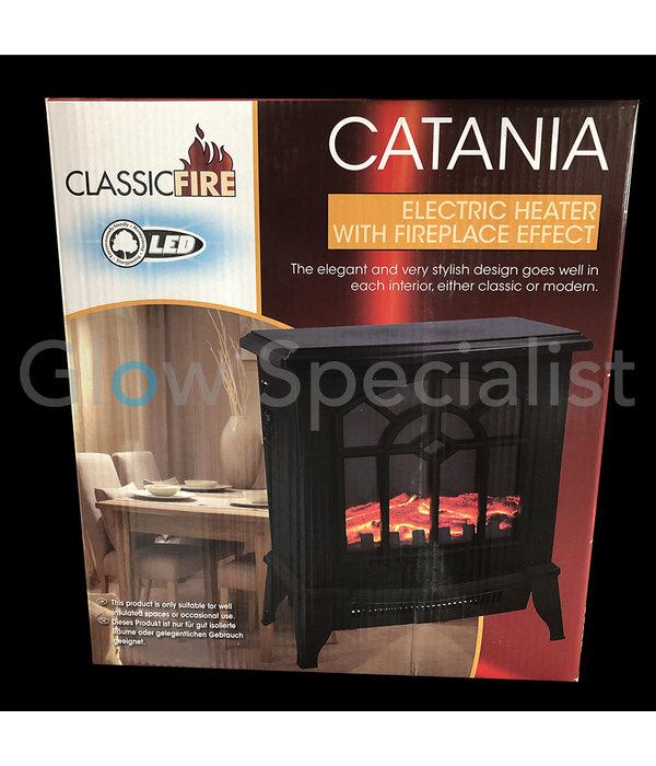 Classic Fire ELECTRISCHE KACHEL CATANIA