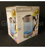 Dunlop DUNLOP LED WATERKOKER - MET TEMPERATUURREGELING