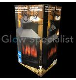Grundig GRUNDIG DECORATIVE FIREPLACE LANTERN 3 LED - 36CM