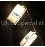 Grundig LED SLINGER MET 85 LETTERS - 20 LED