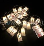 Grundig LED STRINGLIGHT WITH 85 LETTERS - 20 LED