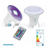 Grundig GRUNDIG LED MOOD LIGHT - RGB - MET AFSTANDSBEDIENING