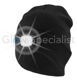 HAT WITH LED HEAD LAMP - 4 COLORS