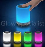 MX6 BLUETOOTH SPEAKER MET MOOD LIGHT