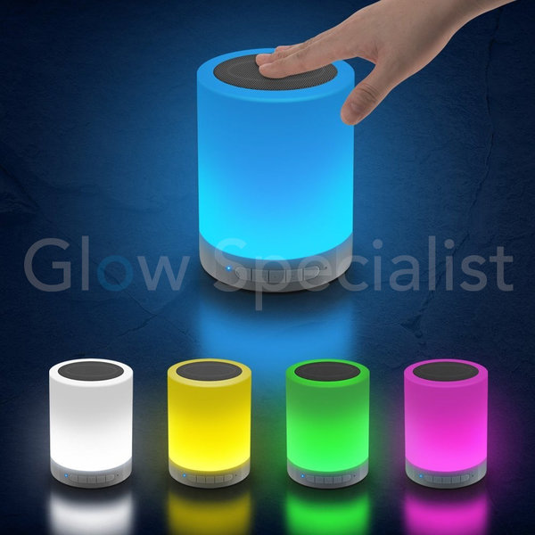 MX6 BLUETOOTH SPEAKER MET MOOD LIGHT