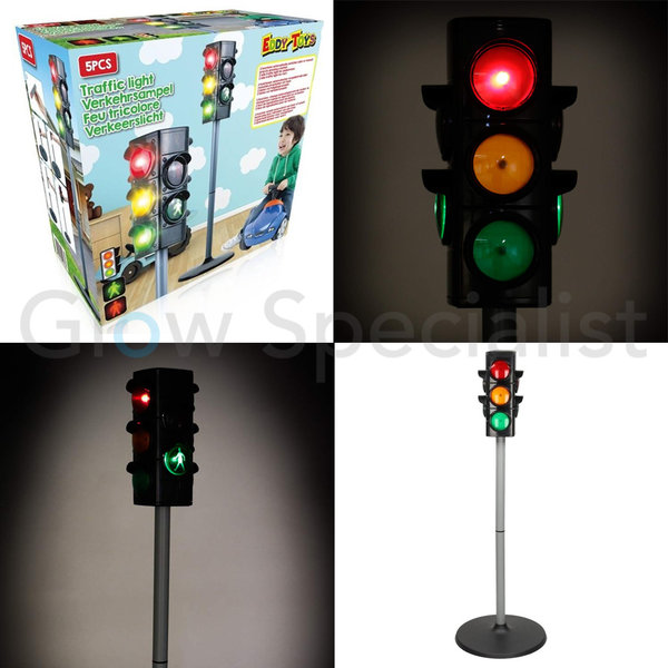 TOYS TRAFFIC LIGHT - 75 CM