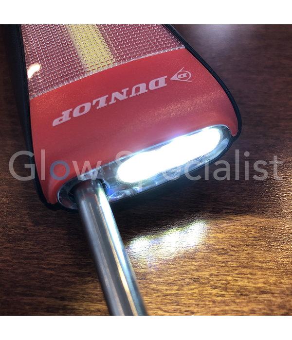 Dunlop DUNLOP LED WERKLAMP MET MAGNEET - 2 SMD LED - 1 COB