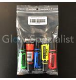 - PaintGlow PAINTGLOW UV FABRIC PAINT - SET OF 5