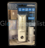 Grundig GRUNDIG LED PLUG IN NIGHT LIGHT WITH TWILIGHT SENSOR - 3 LED
