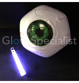 HALLOWEEN GLOW INFLATING BALL - SET OF 3