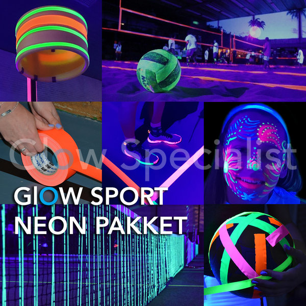 GLOW SPORT NEON PAKKET