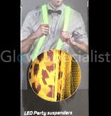 LED FEESTBRETELS - MET LUIPAARD PRINT