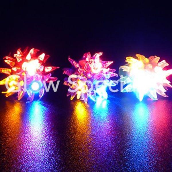 LED STEKELRINGEN - DISPLAY DOOS 50 STUKS