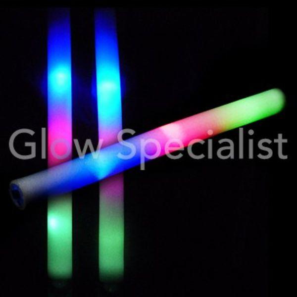 LED FOAM STICK - FOAMSTICK - SCHUIMSTAAF