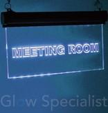 - Eurolite LED SIGN EUROLITE RGB - MEETING ROOM