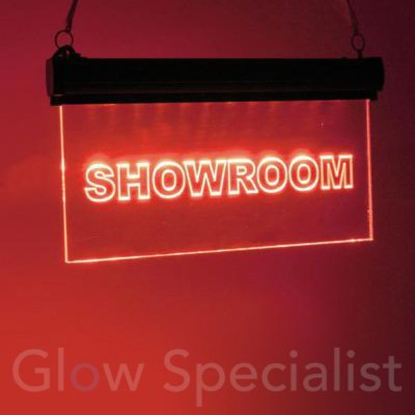 LED SIGN EUROLITE RGB - SHOWROOM