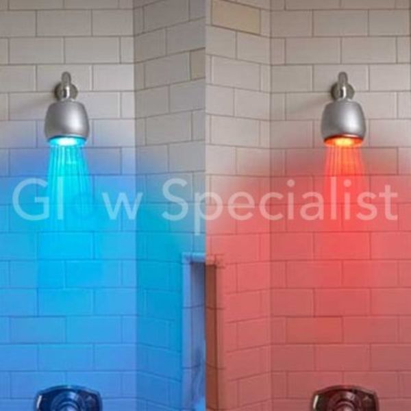 LED Shower TEMPERATURE-CONTROLLED - FIXED