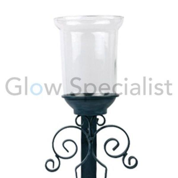 Metal candle / tea light holder