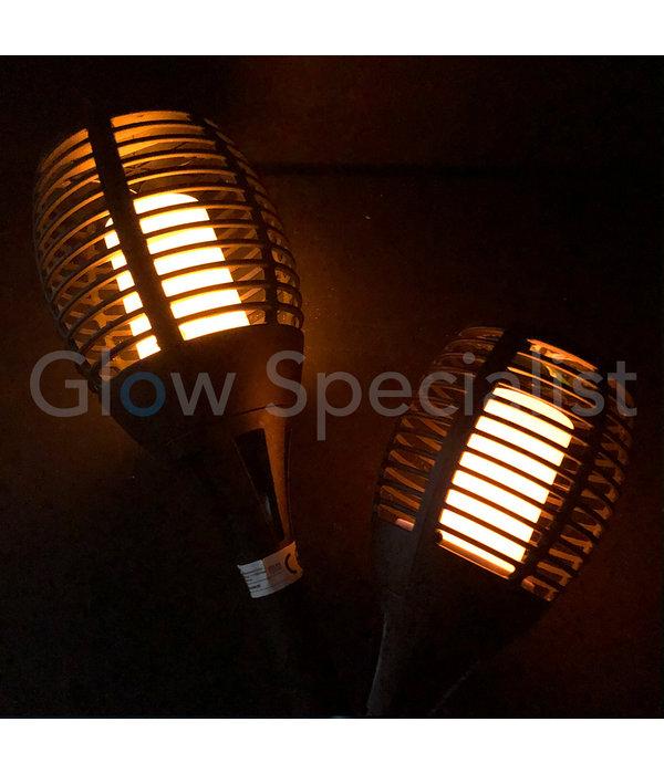 Grundig SOLAR TUINFAKKEL  - 30 LED