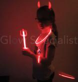 HALLOWEEN GLOW 5-PIECE DEVIL SET